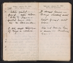 [Helen Torr Dove and Arthur Dove diary pages 14]