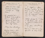 [Helen Torr Dove and Arthur Dove diary pages 27]