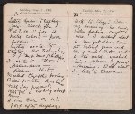 [Helen Torr Dove and Arthur Dove diary pages 68]