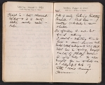 [Helen Torr Dove and Arthur Dove diary pages 110]