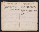 [Helen Torr Dove and Arthur Dove diary pages 115]