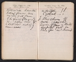 [Helen Torr Dove and Arthur Dove diary pages 120]