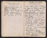 [Helen Torr Dove and Arthur Dove diary pages 124]