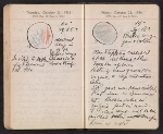 [Helen Torr Dove and Arthur Dove diary pages 151]