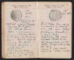 [Helen Torr Dove and Arthur Dove diary pages 153]