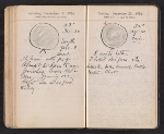 [Helen Torr Dove and Arthur Dove diary pages 181]