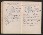 [Helen Torr Dove and Arthur Dove diary pages 186]