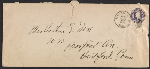 [Arthur Garfield Dove letter to Helen Torr Dove envelope ]