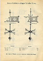 [Catalogue of weather vanes manufactured by L.W. Cushing and Sons page 5]