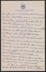 [Jacob Lawrence letter to Edith Gregor Halpert 2]