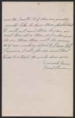 [Jacob Lawrence letter to Edith Gregor Halpert 3]