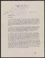 [Forbes Watson letter to Olin Dows]