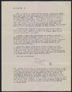 [Forbes Watson letter to Olin Dows 1]