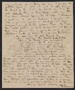 [Henry Inman letter to James McMurtrie page 2]