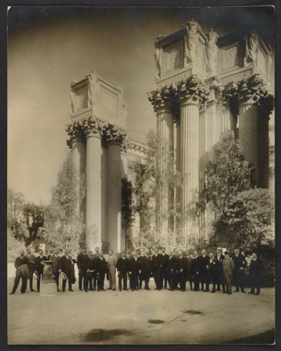 Panama-Pacific International Exposition jury members