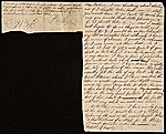 [Thomas Eakins letter to