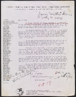 Jacob Lawrence letter to Philip Howard Evergood