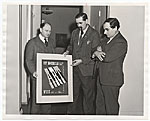 Reginald Marsh, Louis Bouché, and William Zorach