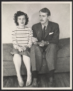 [Sylvia Fein and John Wilde]