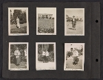 [Helen Lundeberg photograph album page 2]