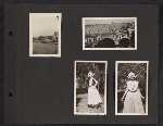 [Helen Lundeberg photograph album page 3]