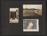 [Helen Lundeberg photograph album page 5]