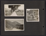 [Helen Lundeberg photograph album page 8]