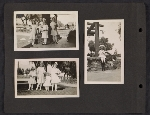 [Helen Lundeberg photograph album page 10]