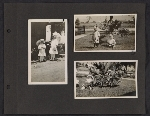 [Helen Lundeberg photograph album page 11]
