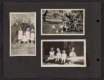 [Helen Lundeberg photograph album page 12]