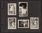 [Helen Lundeberg photograph album page 18]