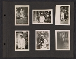 [Helen Lundeberg photograph album page 22]