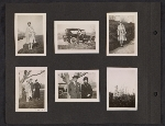 [Helen Lundeberg photograph album page 23]