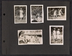 [Helen Lundeberg photograph album page 24]