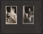 [Helen Lundeberg photograph album page 25]