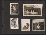[Helen Lundeberg photograph album page 26]