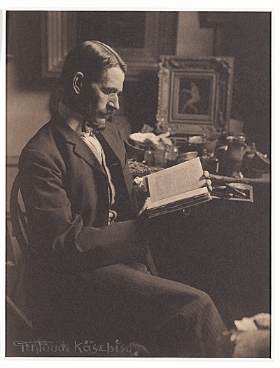 Arthur B. Davies, ca. 1908