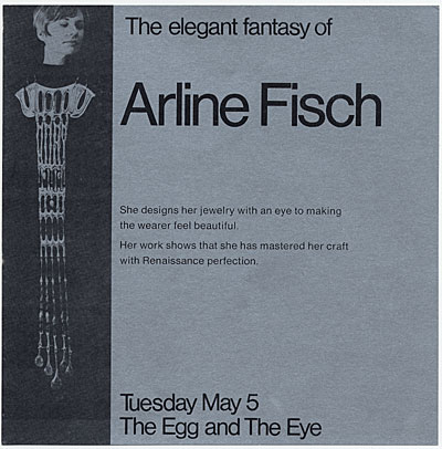 [The Elegant Fantasy of Arline Fisch]