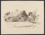 [Old house at Dennisport, Cape Cod 1]