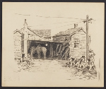 [View of a stable in Rockport, Massachusetts 1]