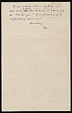 [Edgar Preston Richardson letter to Lawrence Arthur Fleischman, Detroit, Mich. 3]