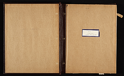 Scrapbook of Works Progress Administration