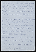 [Jacqueline Kennedy Onassis, Hyannis Port, Mass. letter to James Whitney Fosburgh page 2]