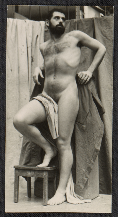 Richard M. Samuel's modeling card