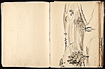 [Margaret Casey Gates sketchbook pages 3]