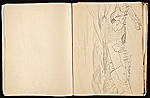[Margaret Casey Gates sketchbook pages 14]