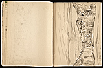 [Margaret Casey Gates sketchbook pages 75]