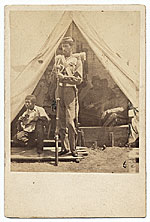 Sanford R. Gifford during the American Civil War