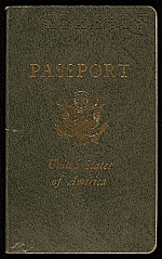 Amy Goldin's passport