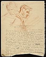 [Various notes/sketches on Picasso? 17]
